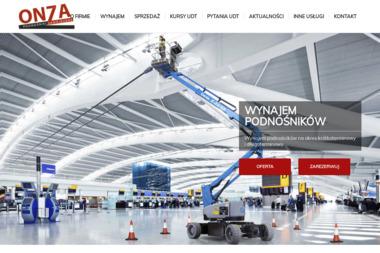 ONZA Raszka sp. j - Maszyny budowlane Opole