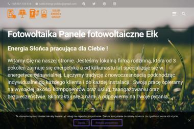 SOLID ENERGY - Firma Fotowoltaiczna Ełk