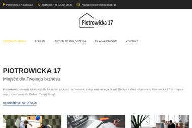 Idea Logistyka Sp.z o.o.Sp.k. - Wynajem Powierzchni Biurowych Katowice