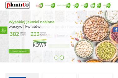 PlantiCo - Hodowla i Nasiennictwo Ogrodnicze Zielonki Sp. z o.o. - Sadzonki Stare Babice