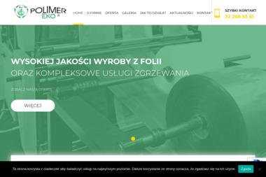 Polimer-Eko - Opakowania o Wysokiej Wytrzymałości Dąbrowa Górnicza