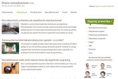 Lexine Gawek i Kielar Sp. j. - Usługi Prawne Kraków