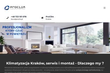 ProClim Łukasz Jarosz - Instalacje Mszana Górna