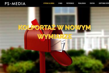 PS-MEDIA Piotr Śliwka - Druk katalogów i folderów Wrocław