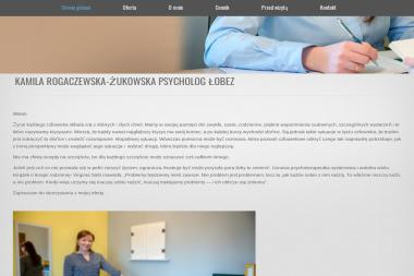 Pracownia Psychologiczno-Terapeutyczna Kamila Rogaczewska-Żukwoska - Psycholog Łobez