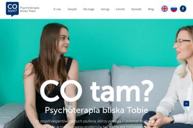 Psychoterapia Co Tam? - Terapia uzależnień Warszawa