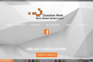 Question Mark - Badanie rynku Łódź