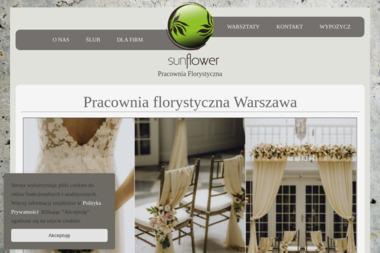 Pracownia Florystyczna Sun Flower - Dekorator Wnętrz Warszawa