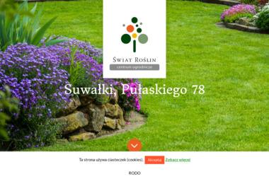 Centrum Ogrodnicze Świat Roślin - Ziemia ogrodowa Suwałki
