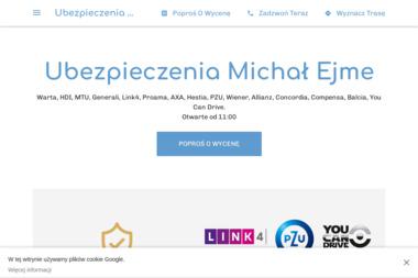 Ubezpieczenia Michał Ejme - Ubezpieczenia Komunikacyjne OC Bełchatów