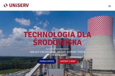 Uniserv-Piecbud S.A. - Internet, Hosting, Domeny Katowice