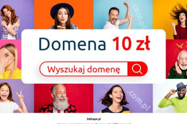 3D Shape - Wzornictwo przemysłowe Złotniki Kujawskie