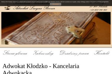 Kancelaria Adwokacka Adwokat Lucyna Boczar - Adwokat Kłodzko