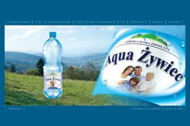 Aqua Żywiec - Dostawy Wody Do Domu Ślemień