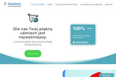 ORTODONCJA IMPLANTOLOGIA DADENT BASHAR HARATEH - Ortodonta Bydgoszcz