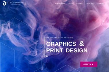 DIZAJNOWNIA - Ulotki Reklamowe Łódź