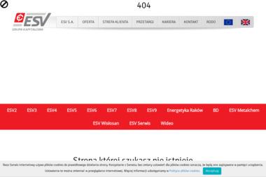 ESV Wisłosan Sp. z o.o. - Instalacje sanitarne Nowa Dęba