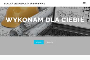 Geodeta Uprawniony Bogdan Liba - Usługi Geodezyjne Skierniewice