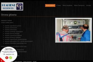 Gradient Serwis - Sieci komputerowe Dąbrowa Górnicza