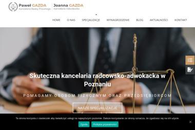 Kancelaria Radcy Prawnego Paweł Gazda - Detektyw Poznań