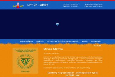 LIFT UP - Windy Poznań