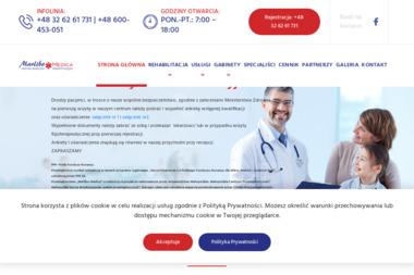 Piotr Drząszcz Centrum Rehabilitacji Marlibo-Medica Olkusz - Masaże Relaksacyjne Olkusz