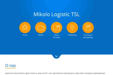 Mikolo Logistic Sp. z o.o. - Transport busem Tarnobrzeg