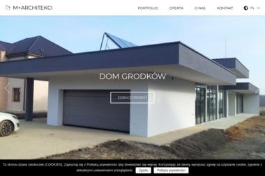 """""""M Plus Architekci Maciej Smyk"""" - Architekt Pruszków"""