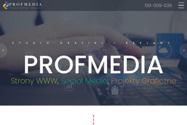 PROFMEDIA - Studio Grafiki i Reklamy Karolina Sienkowicz - Czudek - Firma IT Szczawnica