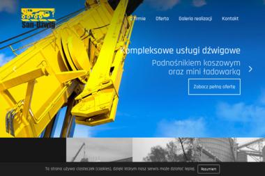 SAN-DŹWIG - Maszyny budowlane Międzyrzec Podlaski