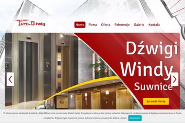 TRYB DŹWIG - Dźwigi Bydgoszcz