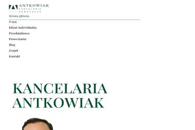 Kancelaria Adwokacka Adam Antkowiak - Prawo Rodzinne Poznań