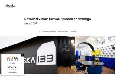 ArtesDesign.pl - Projekty wnętrz w Poznaniu, Berlinie, Wielkopolsce - Identyfikacja Wizualna Firmy Poznań