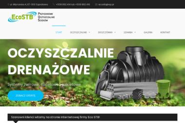 PHU Eco STB - Geolog Szprotawa
