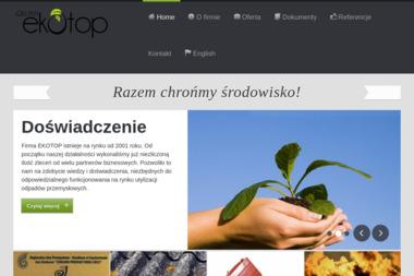 P.W EKOTOP Renata Kazibudzka - Transport Chłodniczy Strzyżów