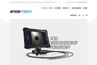 Endo-Tech Buczma Wiśniewski Sp. j. - Urządzenia precyzyjne Gdynia