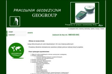 Pracownia Geodezyjno - Klasyfikacyjna Geogroup - Ekipa budowlana Szyldak
