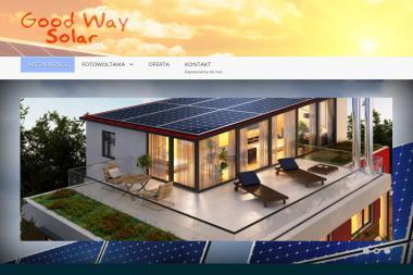 Good Way Solar - Kolektory słoneczne Gorzów Wielkopolski