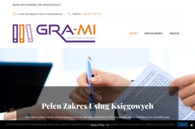 Biuro Rachunkowe Gra-Mi Patrycja Grzeszczak - Kadry Bydgoszcz