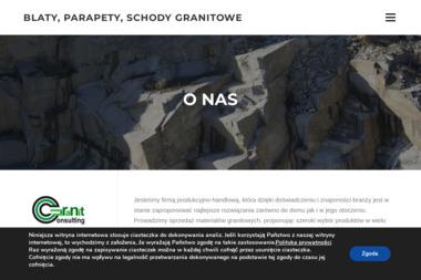 Granit Consulting - Kostka Granitowa Brzezina