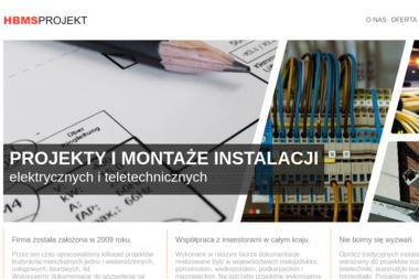 HBMS Projekt - Projektant instalacji elektrycznych Brzesko