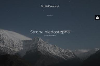 Multiconcret Dariusz Rojszczak - Ocieplanie Pianką PUR Goleniów