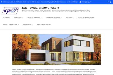 P.H.U . DARK-MONT, Krzysztof Jędrzejewski - Okna drewniane Kamienica Polska
