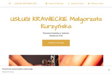 Usługi Krawieckie Małgorzata Kurzyńska - Firma Odzieżowa Jastrowie