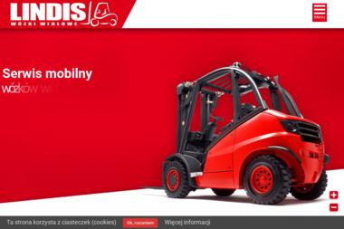 LINDIS S.C. - Wózki widłowe Jelcz-Laskowice