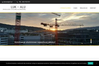 Luk - Alu - Okna aluminiowe Kamienica Polska