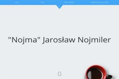"""""""NOJMA"""" Jarosław Nojmiler - Zbrojarz Pruszcz Gdański"""
