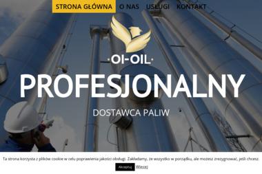Oi-Oil - Olej opałowy Warszawa