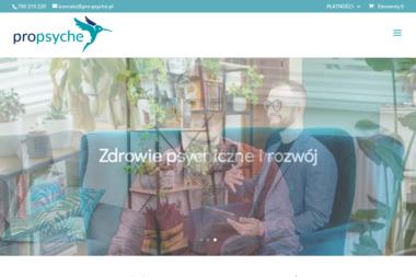 Propsyche - Psycholog Bydgoszcz - Przychodnie Bydgoszcz