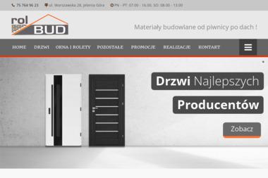 PHU ROL-BUD ELŻBIETA KRZYKOWSKA - Drzwi Drewniane Jelenia Góra